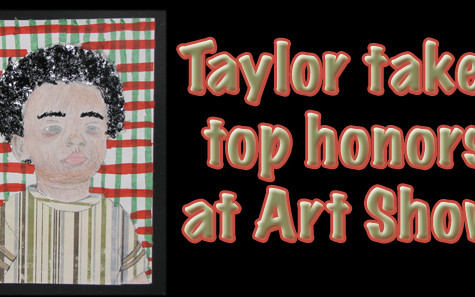 Taylor takes top honors at Art Show