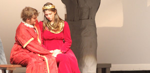 Theater Kicks off with a Historic Play