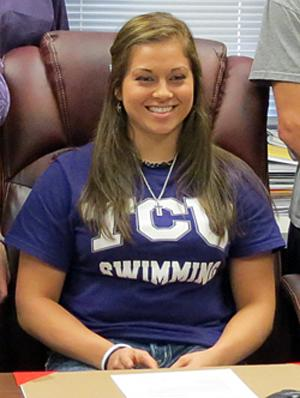 Humphreys is headed to Horned Frog Nation