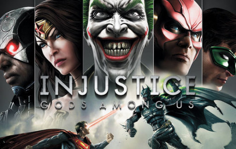 Injustice is justified off the iOS