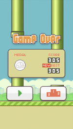 Flappy Bird The Madness Stops
