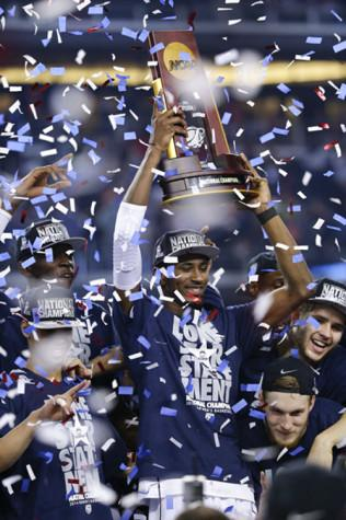 UCONN takes home fourth Men's NCAA Basketball Championship