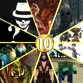 10 Common Enemies That Are Seen In (Most) Video Games