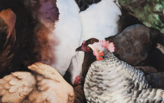 Davis's art sells for $5,000 at Houston Livestock show and Rodeo