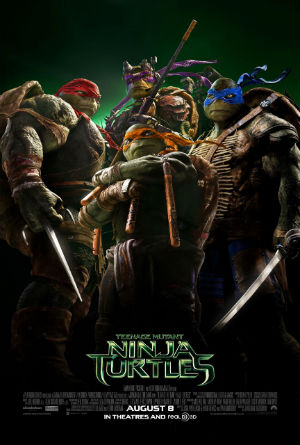 Teenage Mutant Ninja Turtle Movie Review