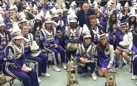 Band lands first NAMMB title