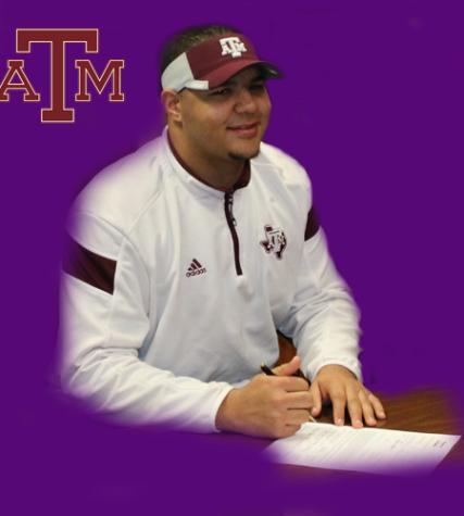 McCoy to be an Aggie