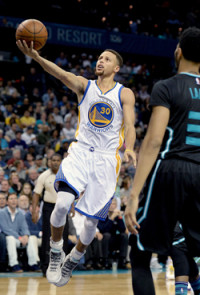 """Splash Brothers"" continue to lead Warriors during win streak"