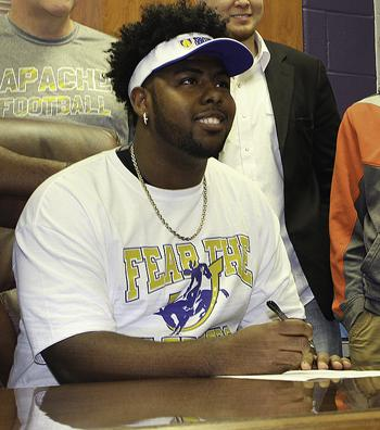 Smallwood signs with Southern Arkansas