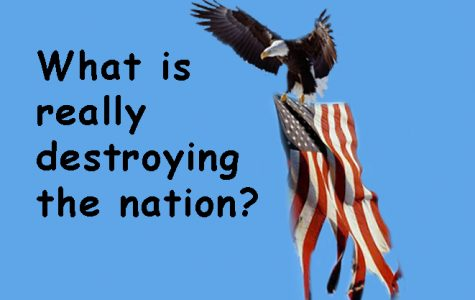 What's Really Destroying The Nation