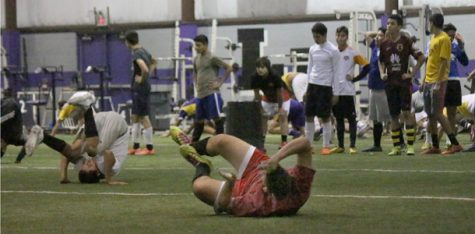 Boys soccer hosts first ever tryouts