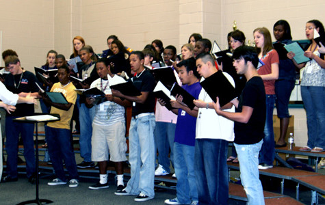LHS students make All-Region Choir