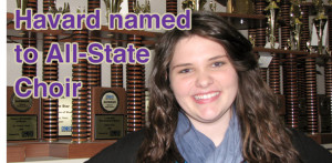 Havard makes All-State Choir