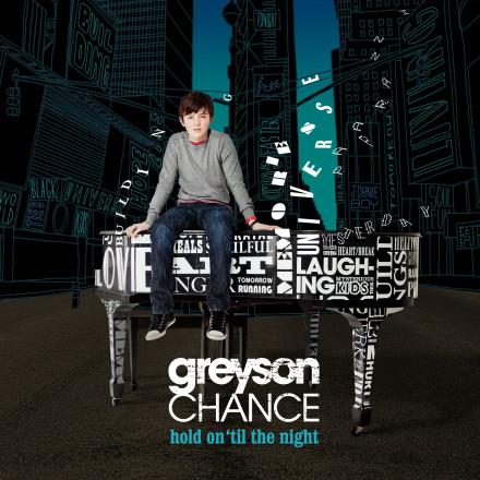 Greyson Chance excited about new album 'Hold on 'til the Night'