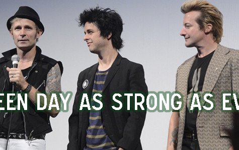 Green Day as strong as ever
