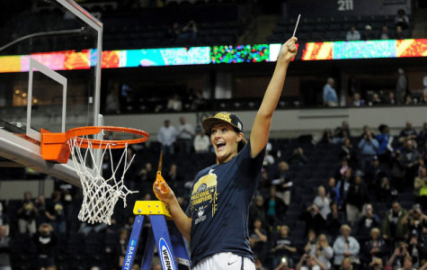 UCONN women reciprocate men's success in NCAA Basketball tournament
