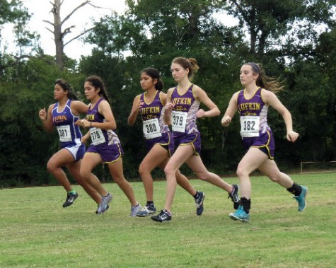 Pack cross country teams, Lady Pack soccer team race in SFA meet