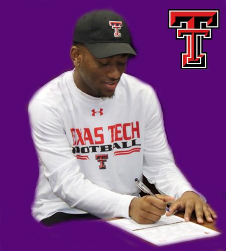Coutee Signs with Texas Tech