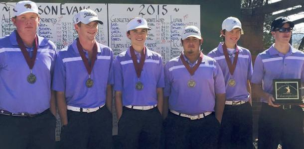 Pack Golf on to State