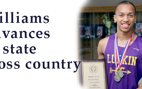 Williams advances to state cross country meet