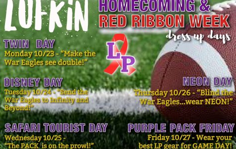 Red Ribbon/Homecoming  Week