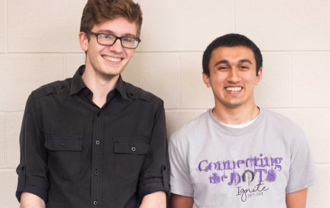 Two LHS seniors earn National Merit Commended recognition