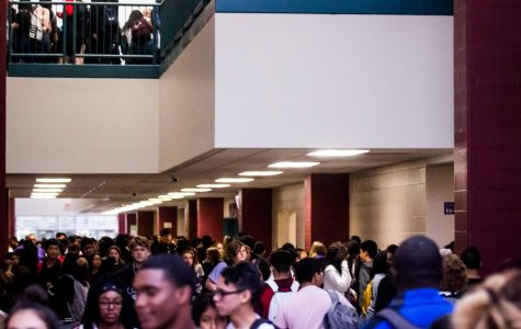 MY OPINION: Give students more time to get from class to class