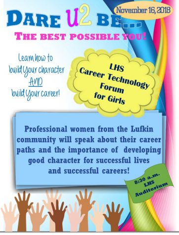 Friday forum will focus on females of Lufkin High School CTE programs