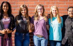 FEMALE FARMERS: Girls outnumber boys in Lufkin High School FFA for first time