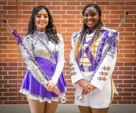 Martinez, Morris ready to lead Panther Band into the new school year