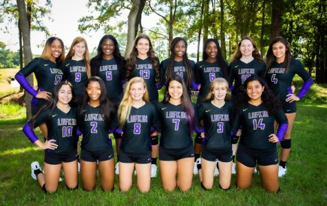 Lady Pack heads into district competition with 'full squad'