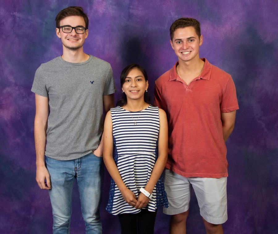 Three LHS seniors earn National Merit recognition