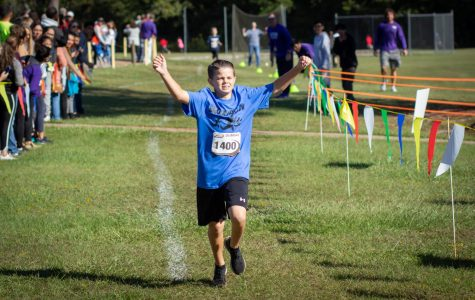 Future Pack student-athletes race at annual Run of the Panthers