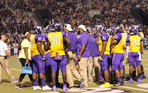 Panthers football squad looking to improve on 4-1 start