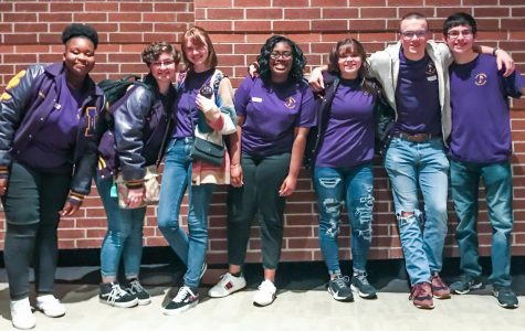 Choir students advance to Area competition