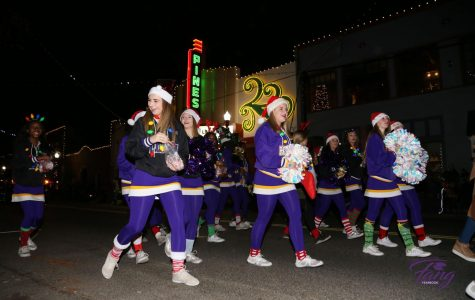 Parade begins Christmas season; choir program holds its holiday concert tonight