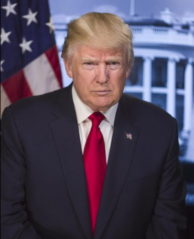 President Donald Trump (White House photo)